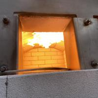 Gas Forge Furnaces